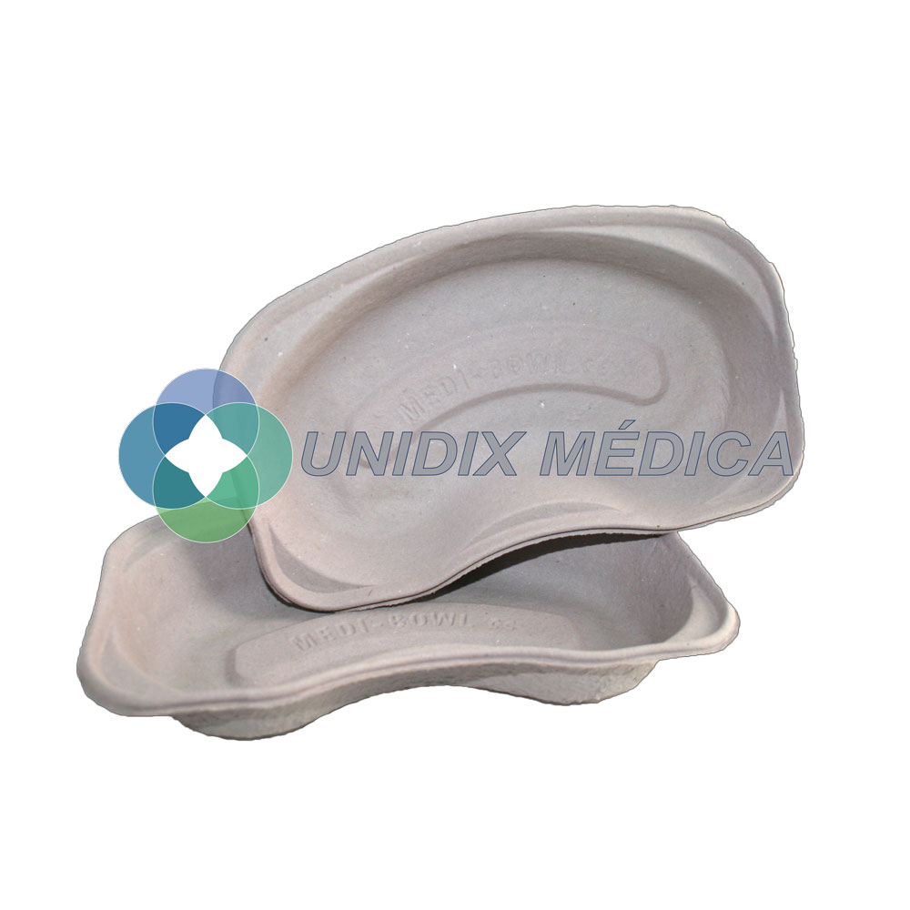 Batea riñonera de cartón Medibowl