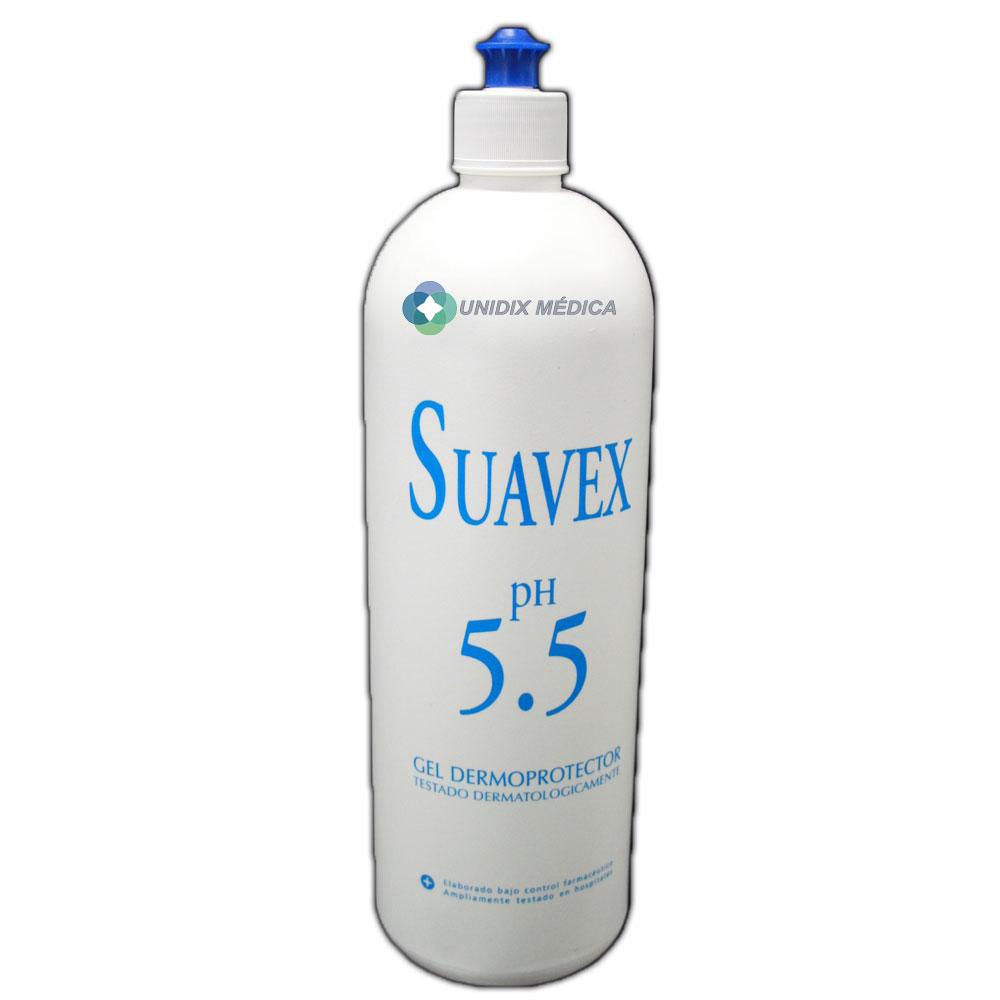 Jabón líquido Suavex PH 5.5