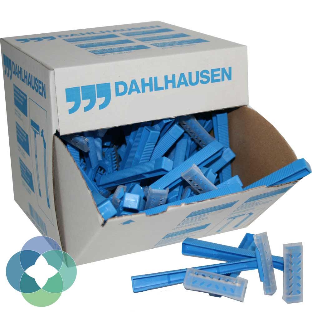 Rasuradora desechable 1 hoja Dahlhausen no estéril