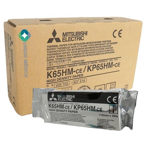 Papel Mitsubishi K65HM-CE / K65HM / KP65HM / KP65HM-CE