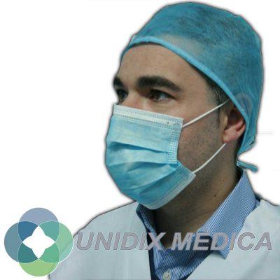 Mascarilla cirujano 3 capas